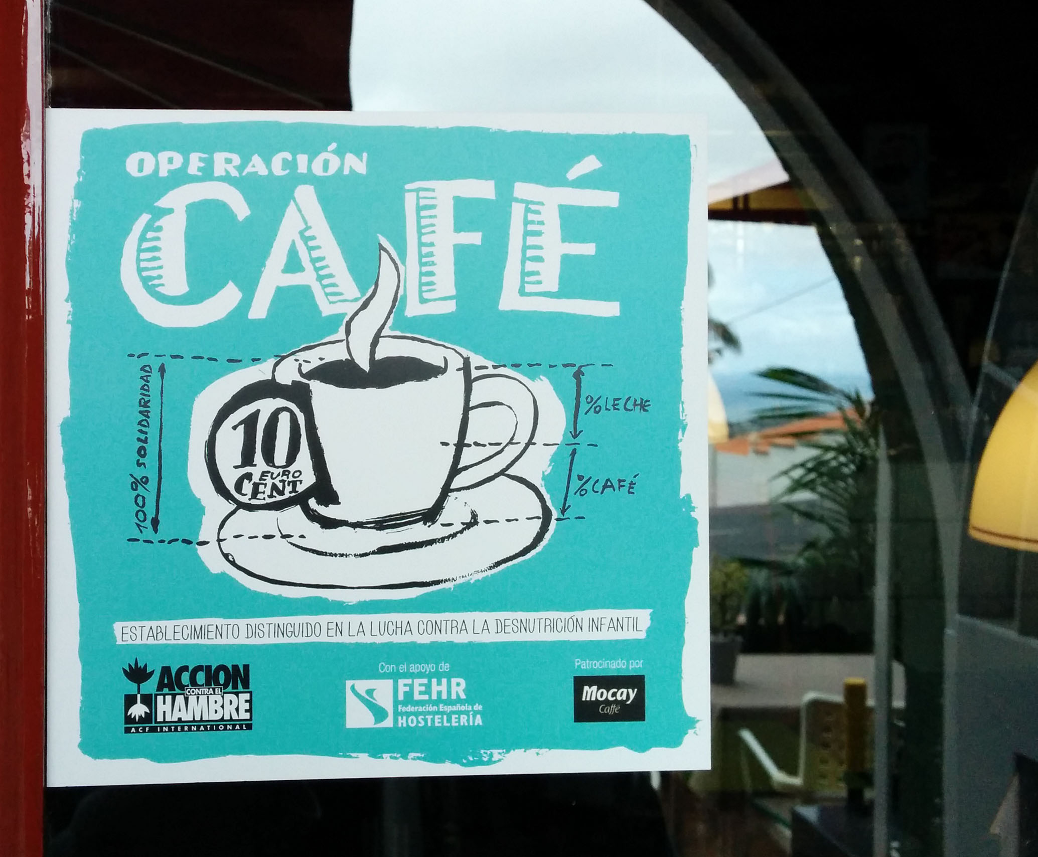 Sansofé operación café