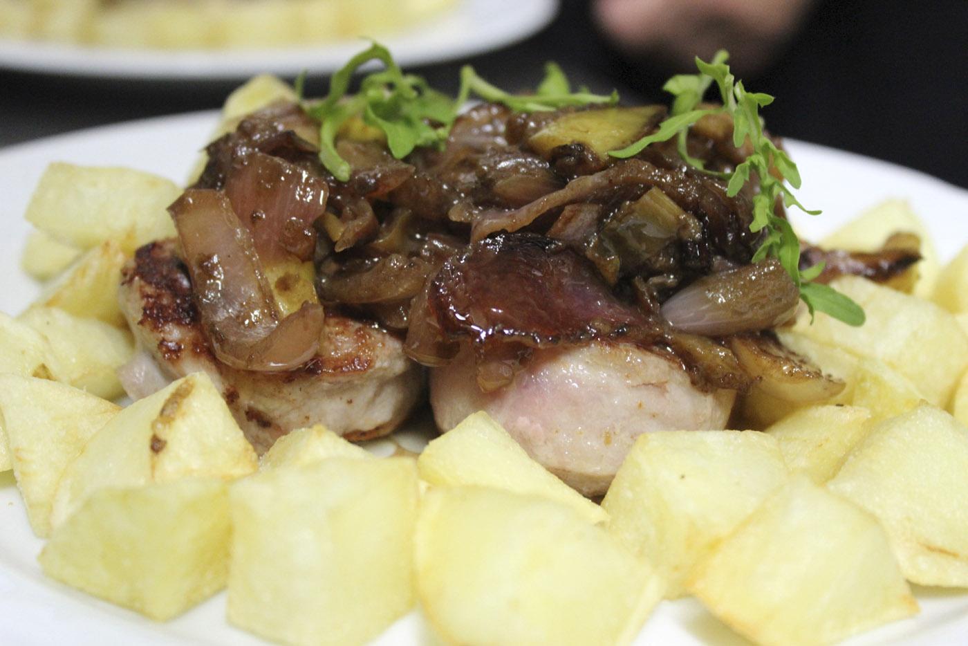 Cenas de Noche Buena y Fin de Año con Tasca Sansofé