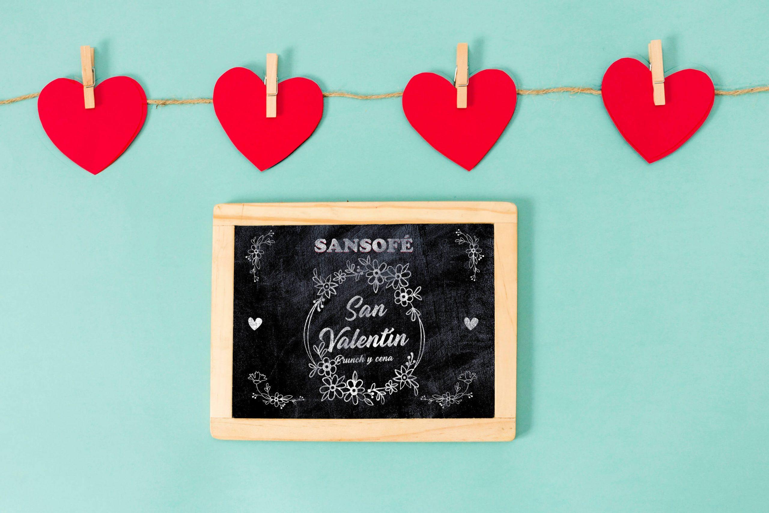 Tasca Sansofé brunch y cena de San Valentín